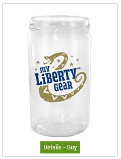 24 oz Libbey promotional Mason Drinking Jar24 oz Libbey promotional Mason Drinking Jar